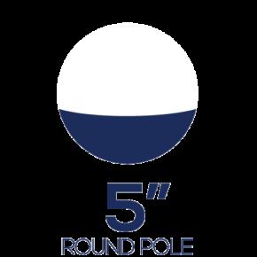 5-inch-pole