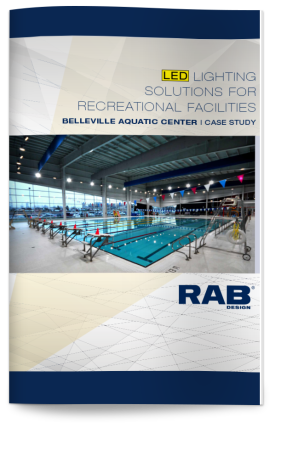 Aquatic Centre Lighting Products Case Study