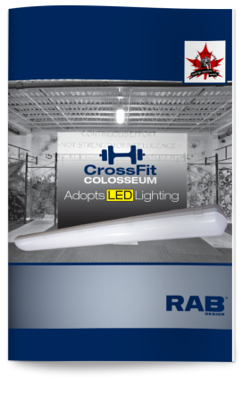 Crossfit Colosseum Lighting Products Case Study