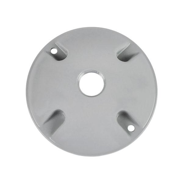DC100 Aluminum Cover