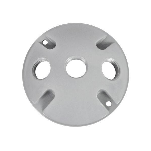 DC103 Aluminum Cover