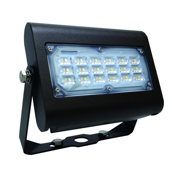 yoke mount commercial lighting