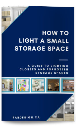 Small Storage Lighting Solutions