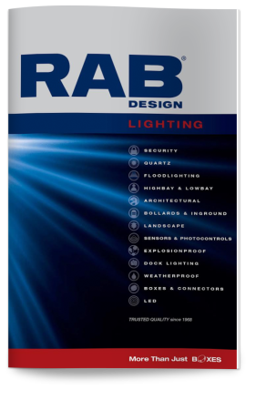 RAB Lighting Design Catalogue