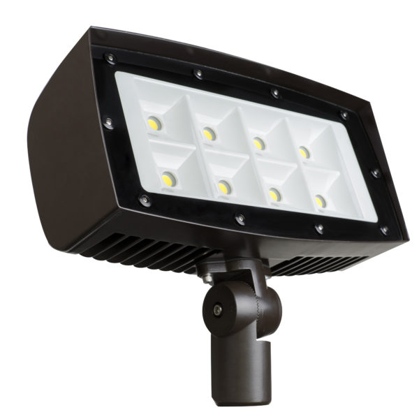 Rugged Efficient LED Flood Light