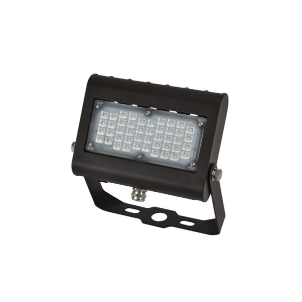 FL2-LED31 with Yoke Mount (FL-LED High Efficacy Series Flood Lights)