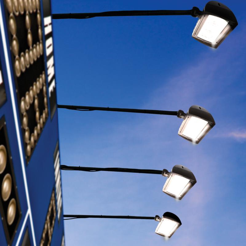 Rfl Led Floodlight Series Rab Design Lighting Inc