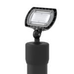 ORA1-LED15 Knuckle Mount with Mighty Post