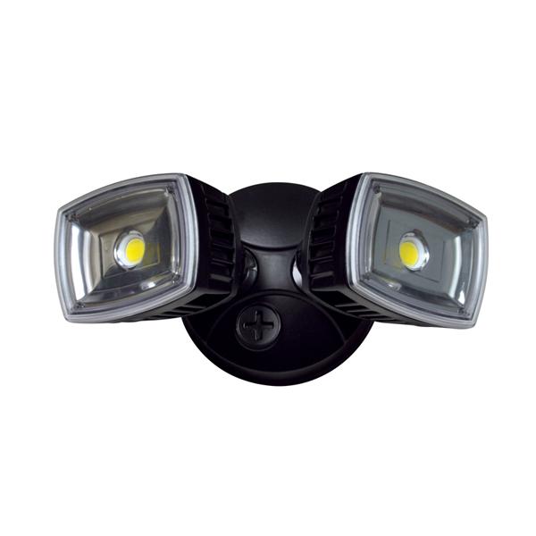 RAB 2HS-LED TWIN HEAD FLOOD LIGHT
