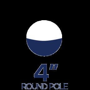 4-inch-pole