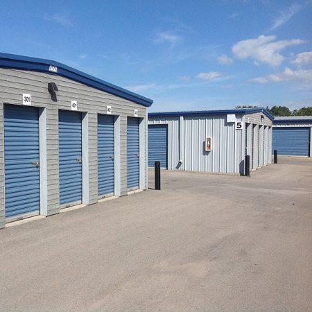 LED AWL Wall Light storage facility