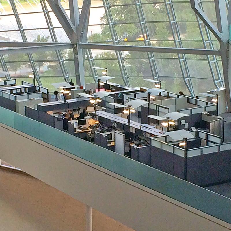 VEK LED Office lighting