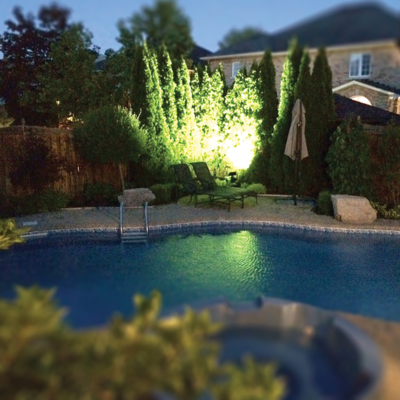 VEK LED Landscape lighting